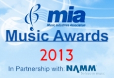MIA Music Awards 2013
